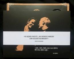 Oli Kehrli Tonträger CD Live im Bierhübeli limitiert