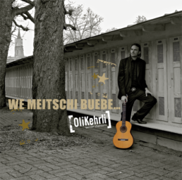 Oli Kehrli CD Tonträger We Meitschi buebe